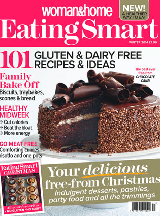 Eating Smart issue 3 cover