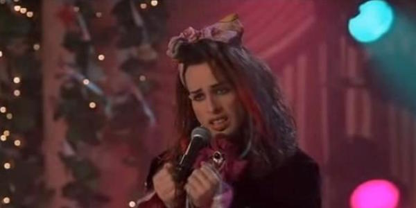 alexis arquette blended cameo