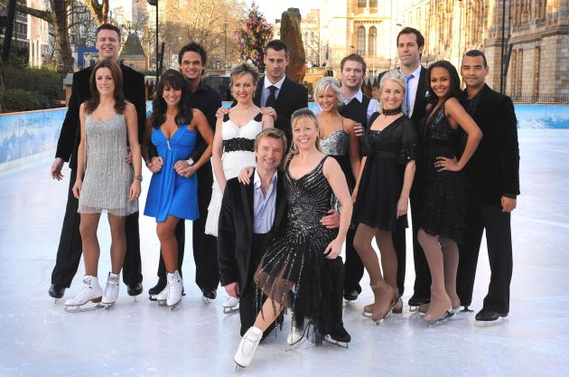 Dancing On Ice 2008: Line-up revealed!