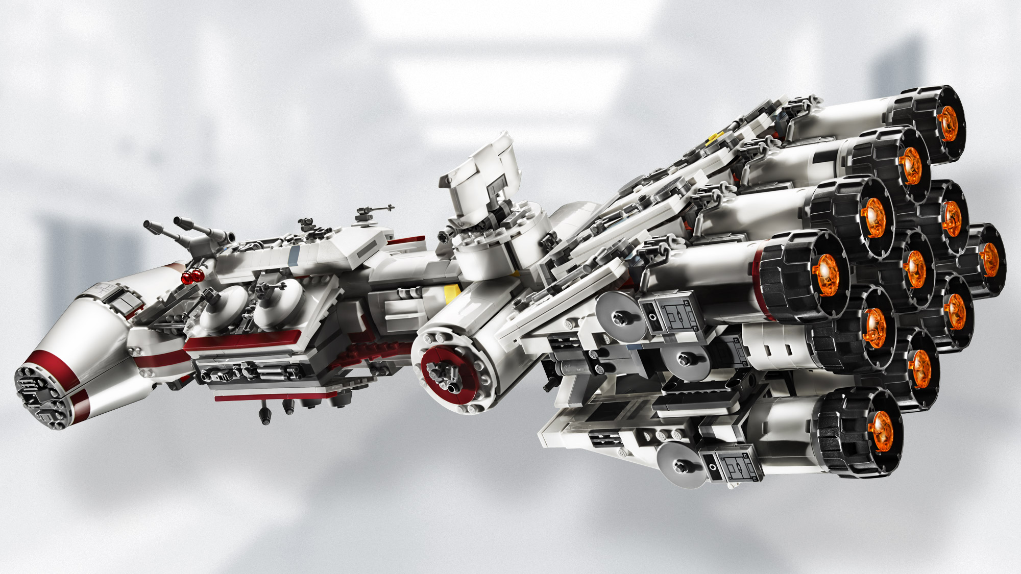 Lego Is Bringing The Tantive Iv From Star Wars To Earth This May