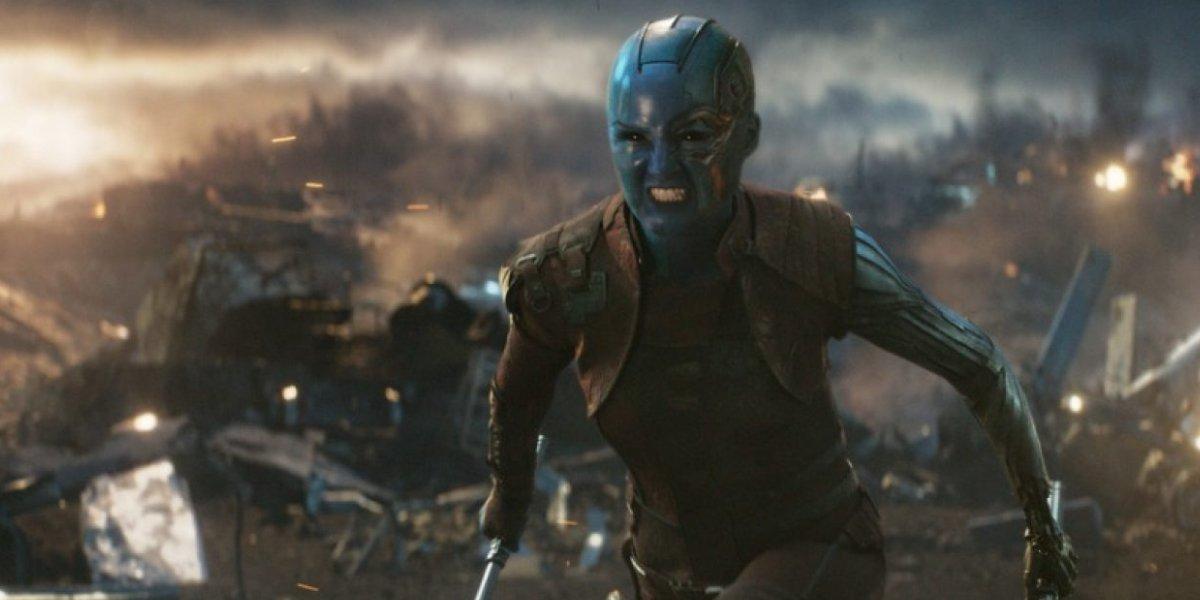 Karen Gillan in Avengers: Endgame