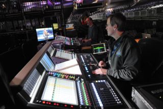 DiGiCo Takes Top Honors At 55th GRAMMY & 85th Academy Awards