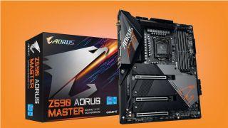 Gigabyte Z590 Aorus Master