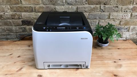 Ricoh SP C261DNw review | TechRadar