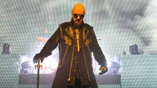 A picture of Rob Halford