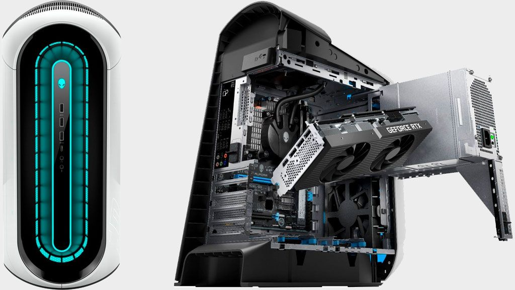 Here's an Alienware PC with an Intel Rocket Lake CPU and RTX 3070 for ,900