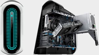 Here's an Alienware PC with an Intel Rocket Lake CPU and RTX 3070 for $1,900