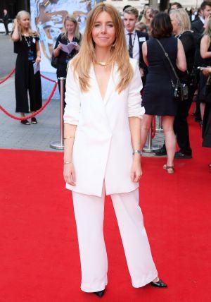 Bafta Awards Stars Arrive On The Red Carpet Dressed To