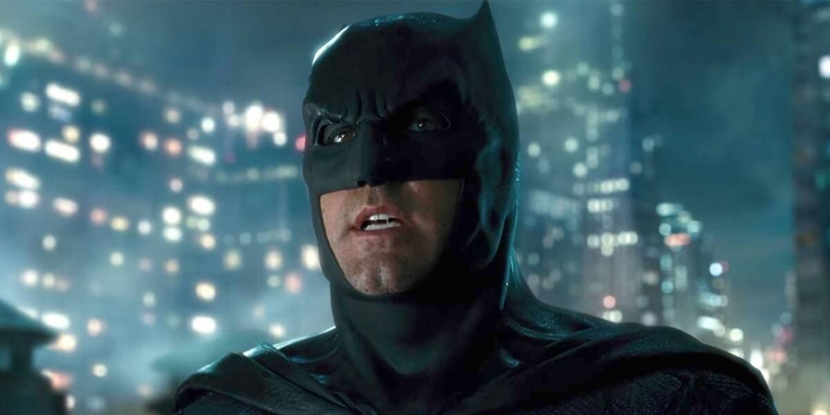 Batman (Ben Affleck) in Justice League (2017)