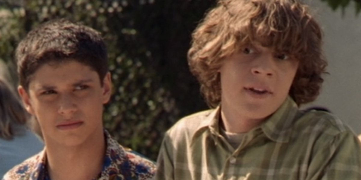 Ricky Ullman and Evan Peters on Phil of the Future