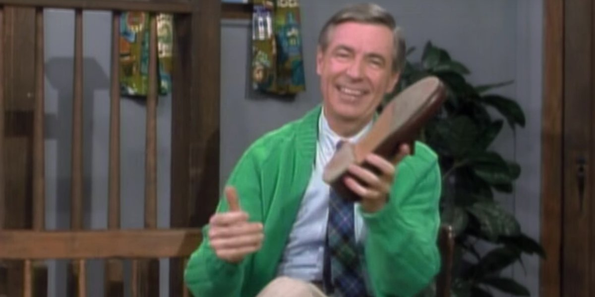 Fred Rogers in Won't You Be My Neighbor