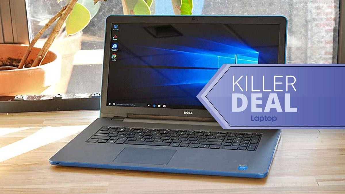 Act Fast: Dell Inspiron 17 w/ 10th-gen Core i7 now $636