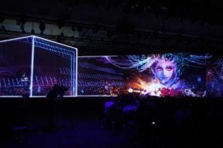 WorldStage Screens at Cisco Partner Summit