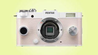 Pentax QS1. Image Credit: Ricoh/TechRadar.