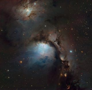 Amateur astronomer Igor Cekalin, of Russia, won the European Southern Observatory's Hidden Treasures 2010 astrophotography contest with this image of M78 nebular complex in the constellation Orion.