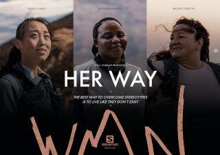 her way film