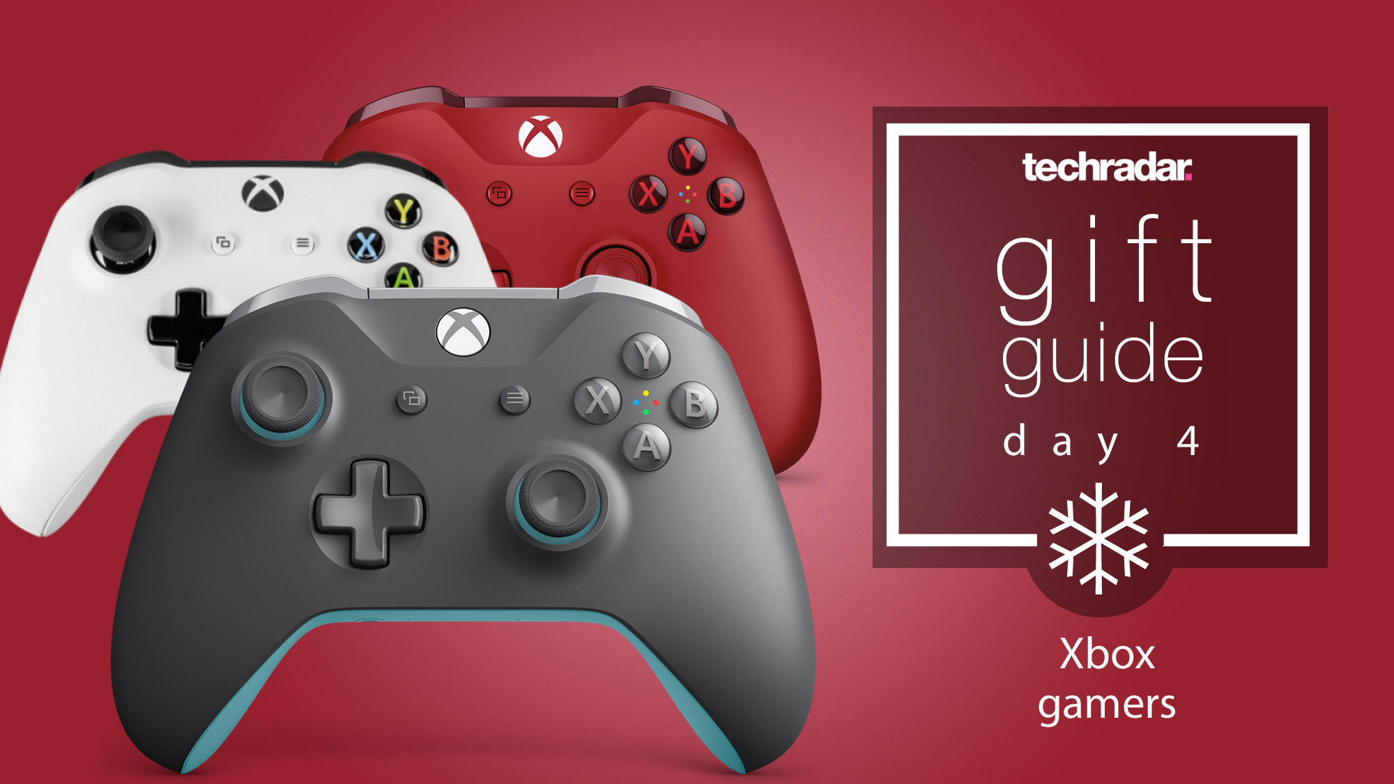Top Christmas Gifts For Xbox Gamers Techradar