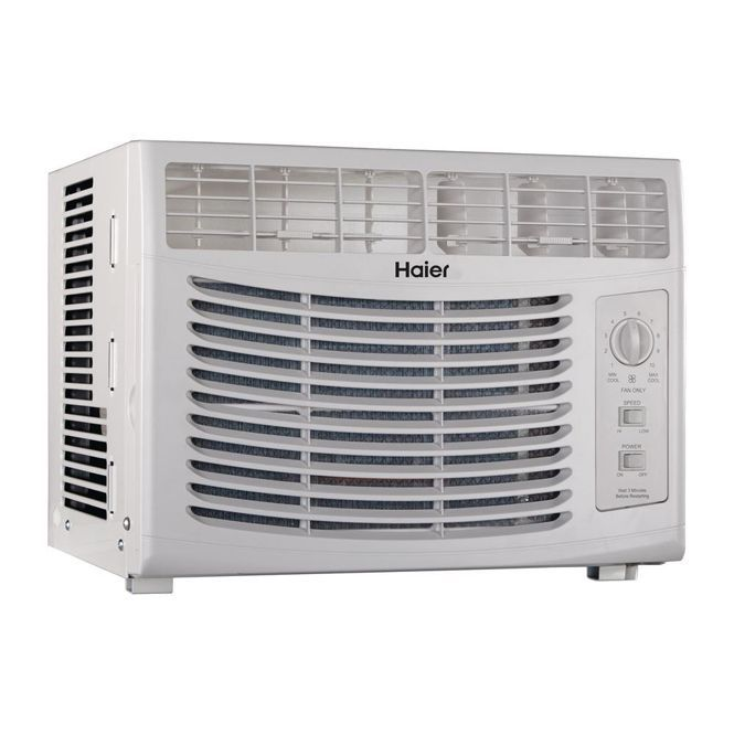 Haier HWF05XCR-L Window Air Conditioner Review - Pros and