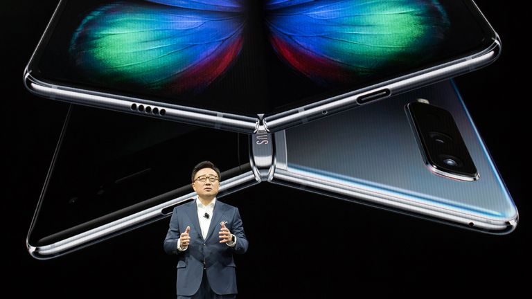 Samsung Galaxy Fold Release Date