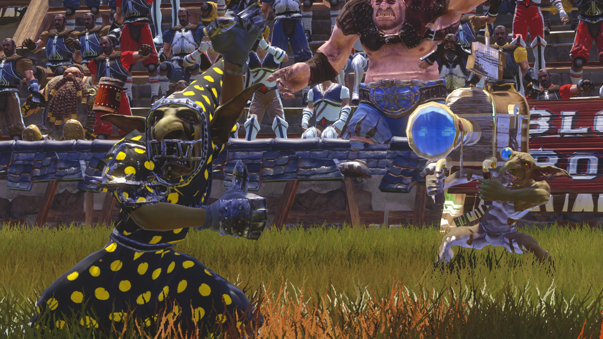 Great moments in PC gaming: A perfect Blood Bowl play against the odds