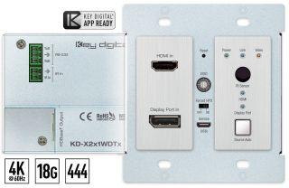 Key Digital KD-X2x1WDTx