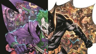 The first hints at Batman's new status quo