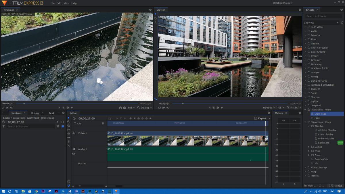 Adobe Animate Crossfade
