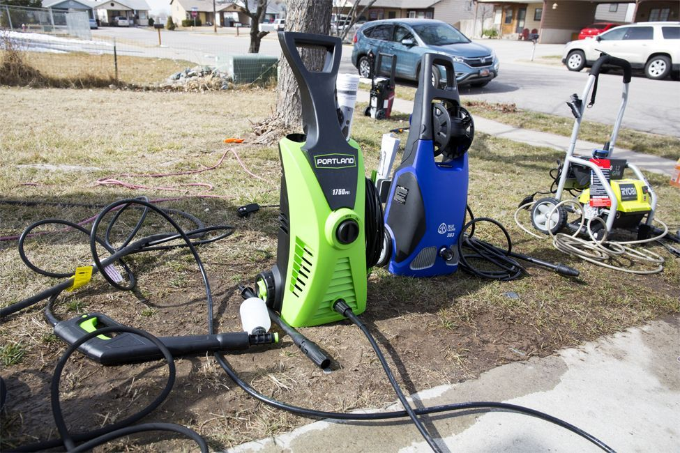 Harbor Freight Portland 63254 Pressure Washer Review - Pros