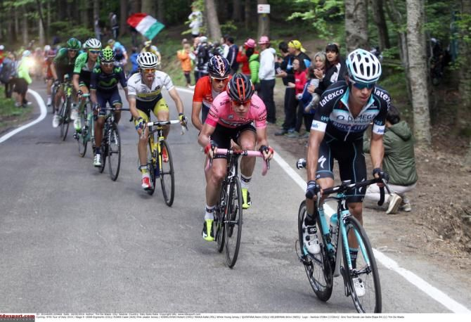 Rigoberto Urán well placed ahead of second Giro d'Italia ...