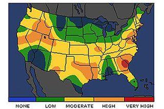weather, warm weather, allergies, pollen
