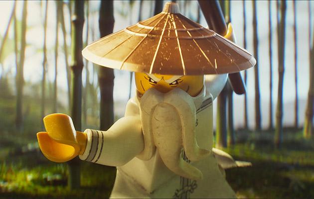Lego Ninjago Movie Jackie Chan