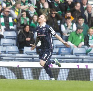 Hibernian v Ross County – Scottish League Cup Final – Hampden Park