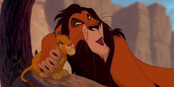 Scar - The Lion King