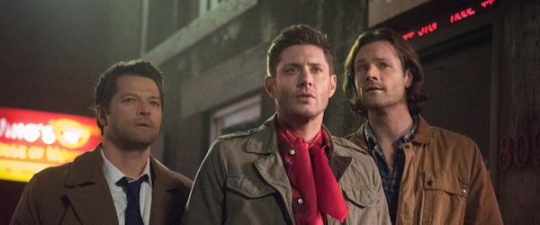 Winchester bros Supernatural The CW