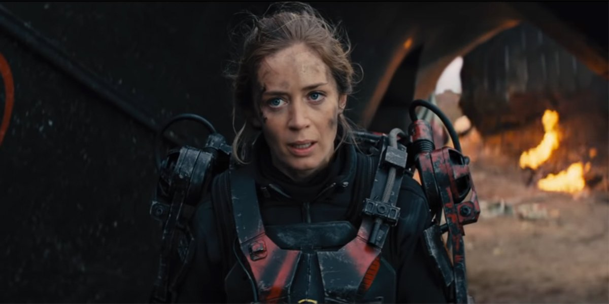 Emily Blunt Shares Optimistic Hopes For The Edge Of Tomorrow's Sequel