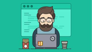WordPress webmaster