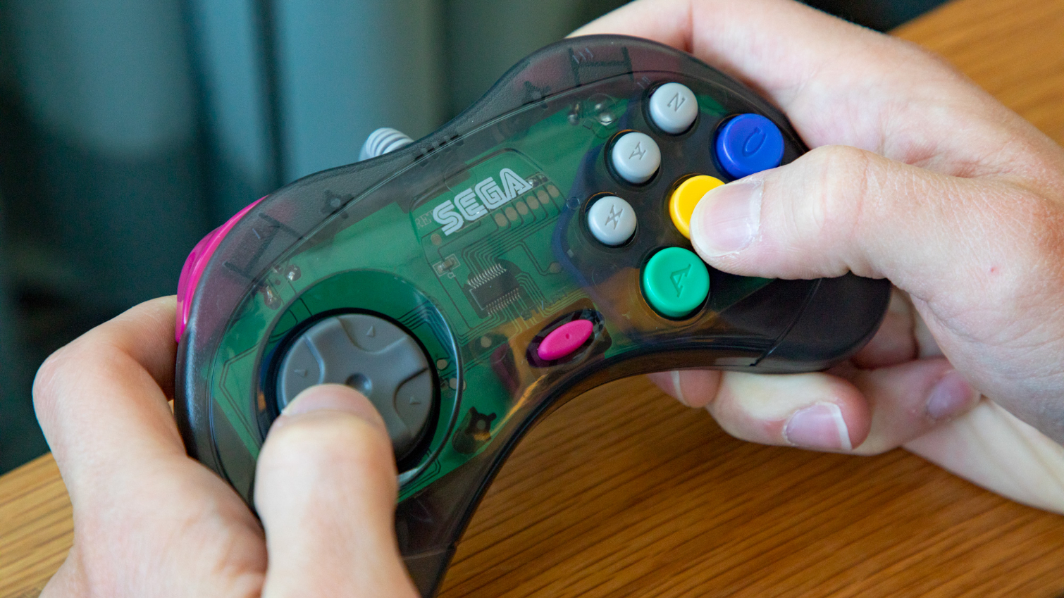 Retro-Bit's Sega Genesis and Saturn Controllers Are Awesomely