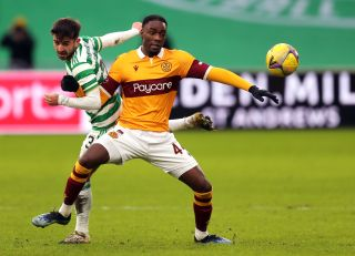 Celtic v Motherwell – Scottish Premiership – Celtic Park
