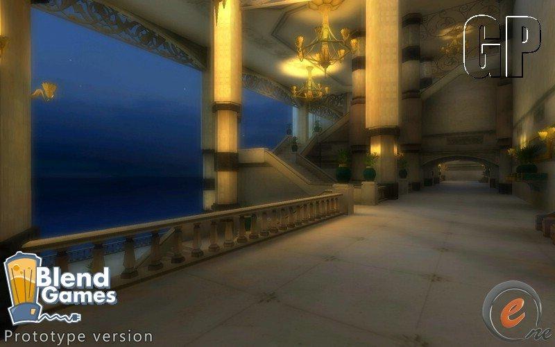 Hidden Dawn: A Rare Third-Person Adventure #6328
