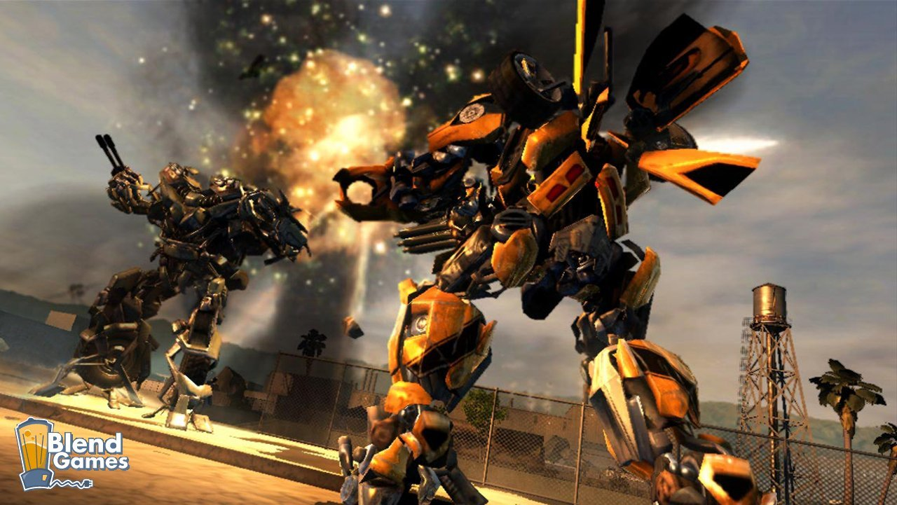 Transformers: Revenge Of The Fallen Awesome New Screenshots #5633