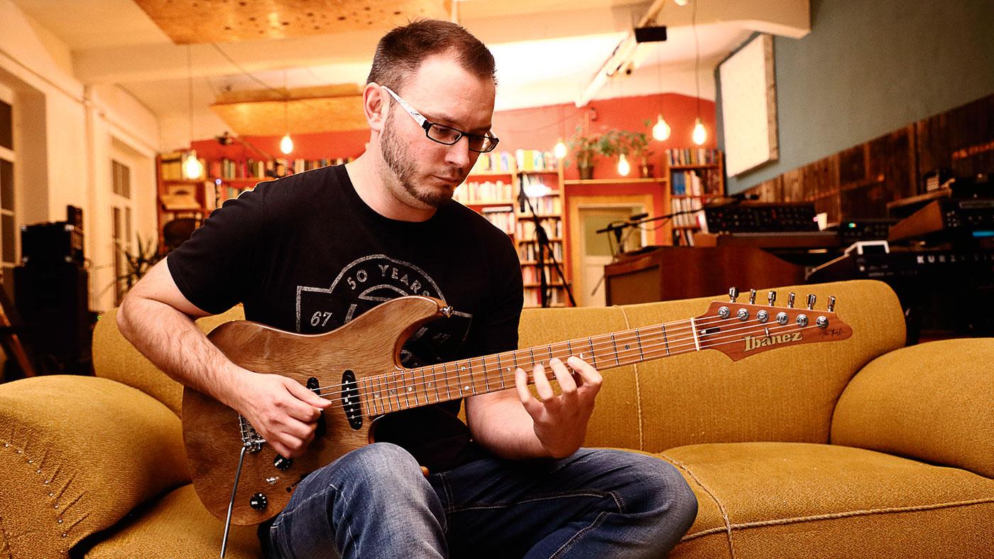 Me and my guitar: Tom Quayle | MusicRadar