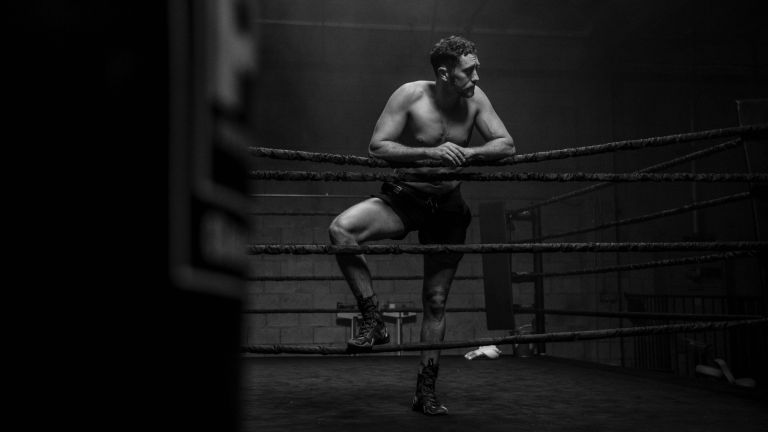 12-minute boxing full body workout by Tommy Duquette