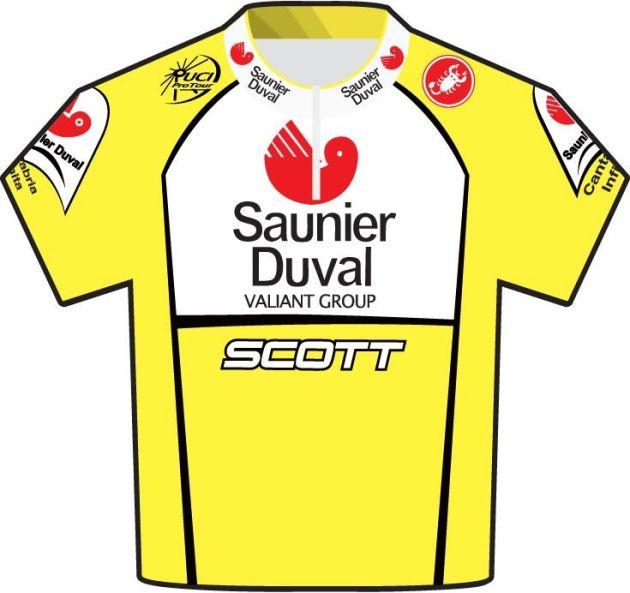 saunier duval jersey 2008