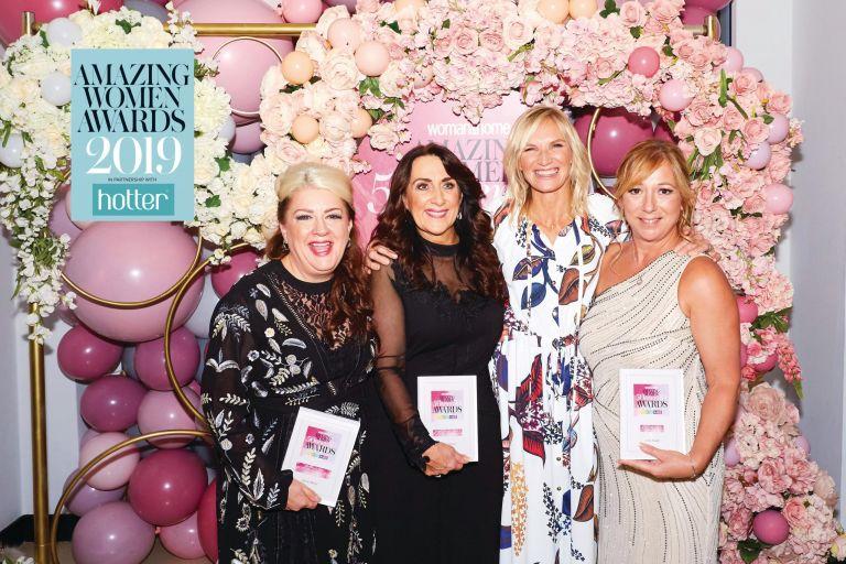 Amazing Women Awards 2018 at Claridges