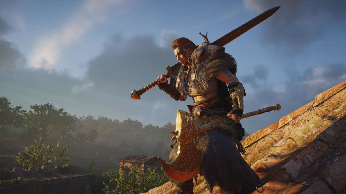 Best Assassin S Creed Valhalla Weapons No Need To Axe We Ve Got You Covered Gamesradar