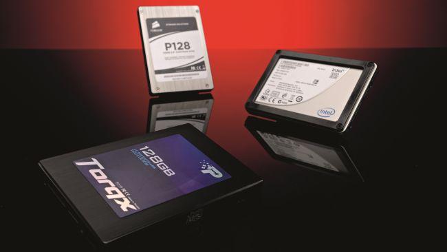 Solid State Drives (SSDs) menawarkan cara yang lebih cepat untuk menyimpan data