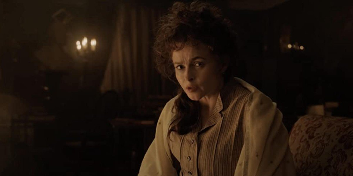 Helena Bonham Carter in Enola Holmes