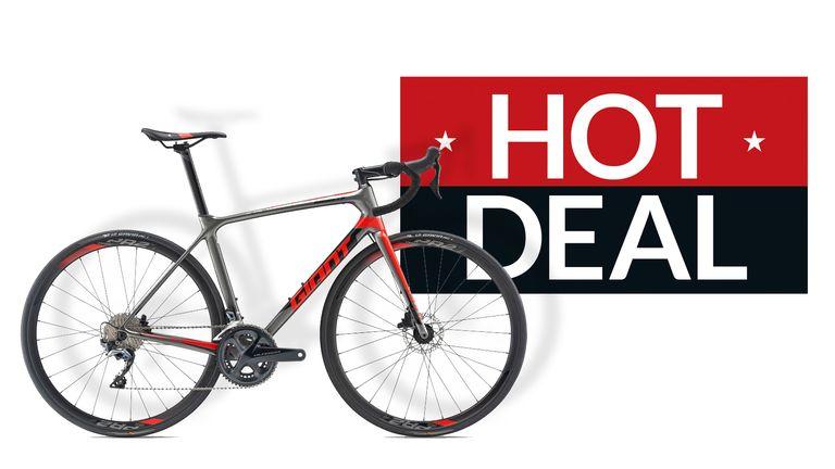 Giant road bike deal