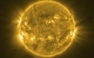 SWAP View of Sun 1920