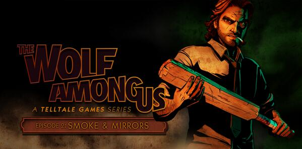 Wolf Among Us Episode 2 Releasing On PS3 And PC Today #30530